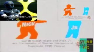 The Best of Nick Jr. Productions has a Sparta Remix (feat. Toonami OP) - YouTube
