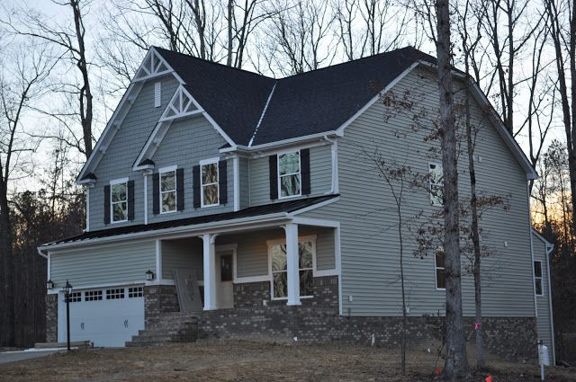 Elevation N - Love this one so much!!! Ryan Homes, Rome Model