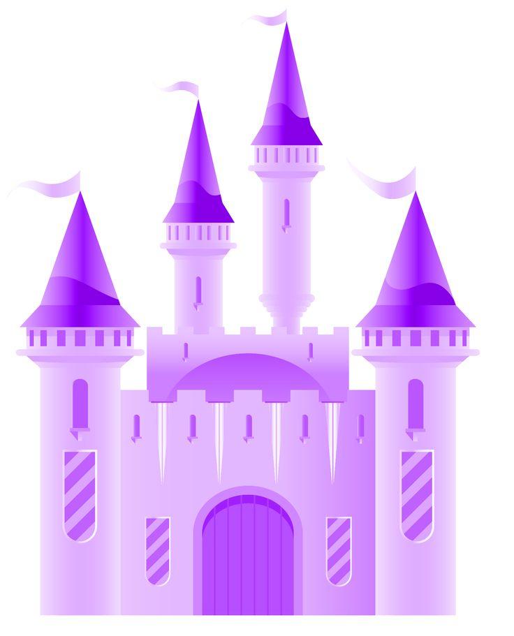 free disney princess castle clipart - photo #8