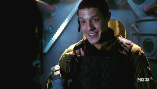 "theo rossi in tv / theo rossi in ""Terminator, The Sara Connor Chronicles."""