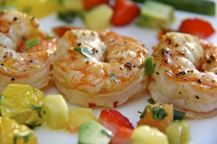 I shared a delicious Pineapple-Strawberry Salsa a few days ago which pairs beautifully with today's Broiled Coconut Shrimp, a recipe that can, for the most part, be prepared ahead and just popped under the broiler a few minutes before serving……. The shrimp is marinated in coconut milk and then brushed, just before cooking with a...Read More »