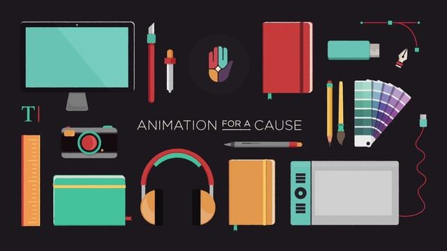 Animation For A Cause is a non-profit that promotes social causes through the use of motion graphics. Creating visually engaging, message driven pieces that can either work as a pledge for sponsorship, fundraising tool, social engagement or to advertise the cause.  For more info visit: www.animationforacause.org