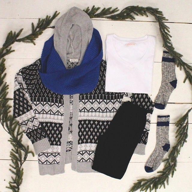 Stock up on #cozy! #ootd #ardenelove
