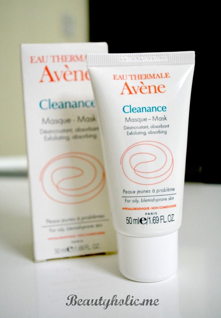 Avène Cleanance Mask Review