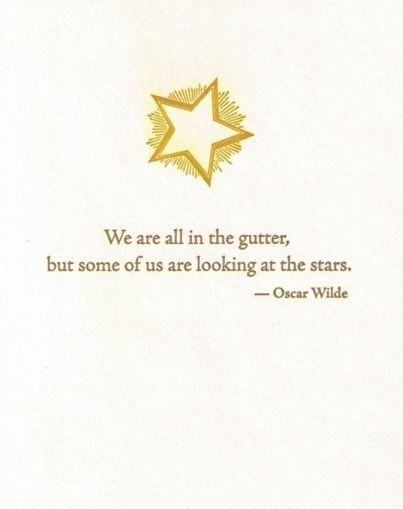 Oscar Wilde Quote - Leunig created a beautiful cartoon based on this quote