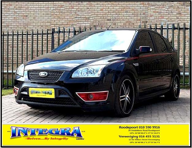 2006 Ford Focus 2.5 St 5dr for sale!! For more info Kindly contact Integra Motors.