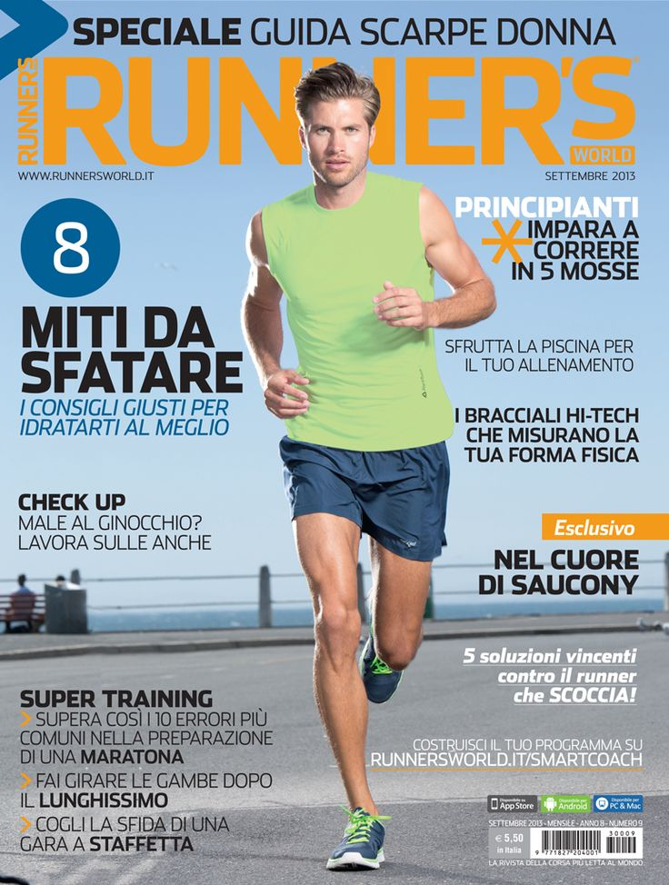 Runner's World Italia, Anno 8, Numero 9, Settembre 2013 - www.runnersworld.it