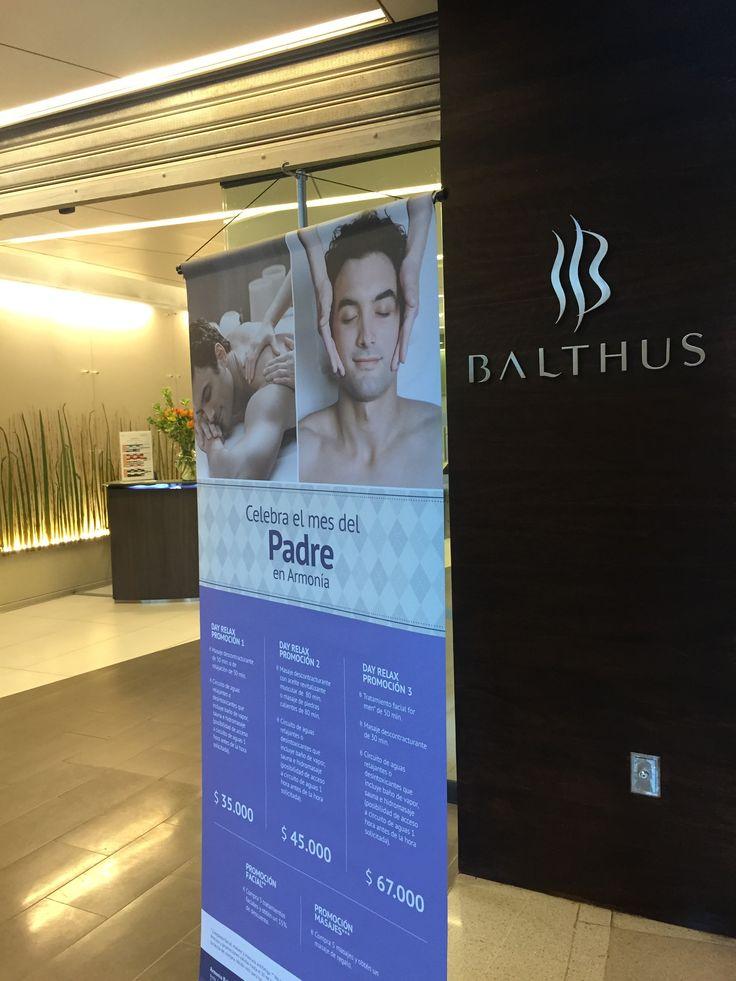Regalos de Armonía, Masajes y Spa en Balthus Las Condes en Mall Sport.