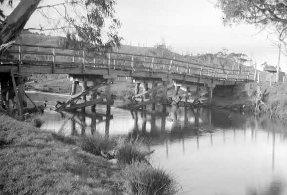 1959 Aire River, Otways. VicRoads Centenary 1913-2013.
