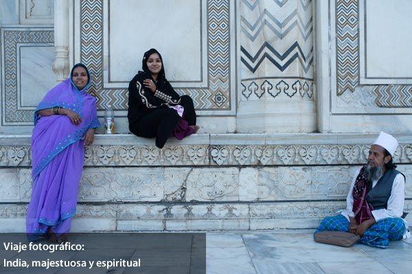 Viaje fotográfico: India, majestuosa y espiritual