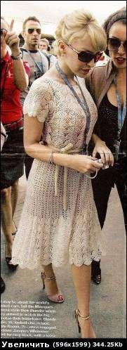 Dress Kylie Minogue