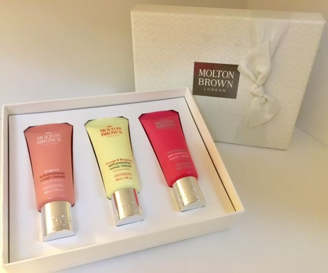 Molton Brown Hand Creams Giftset