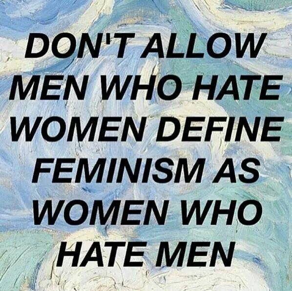 Define feminism