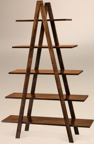 Up to 33% Off Lanita Bookcase Stand - Amish Outlet Store