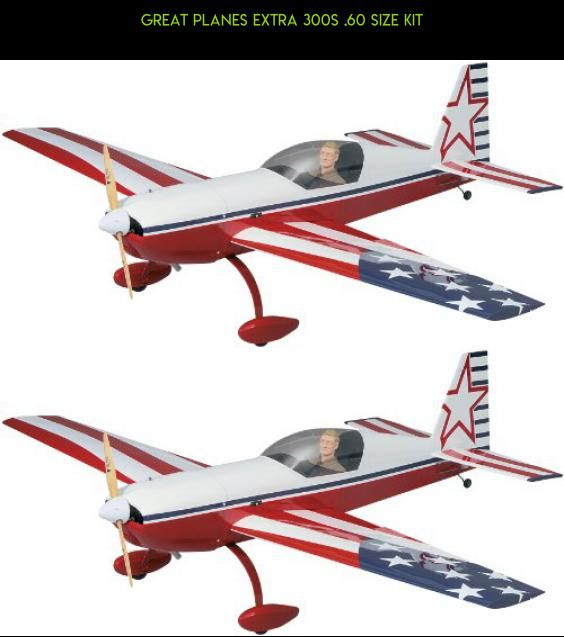 Great Planes Extra 300S .60 Size Kit #camera #tech #fpv #parts #technology #drone #products #racing #kit #shopping #great #planes #gadgets #plans