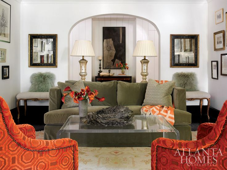 Living Room Decorating Ideas Sage Green Couch 7 best orange and sage green bedroom ideas images on pinterest
