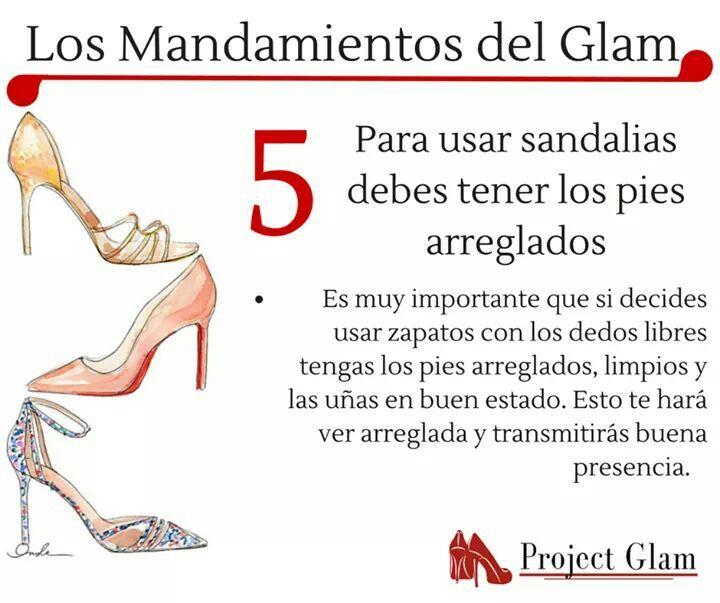 Mandamientos Del Glam #5