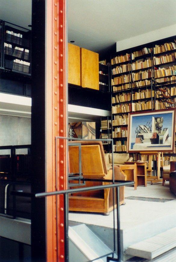 17 best images about pierre chareau maison de verre - Maison de verre paris visite ...