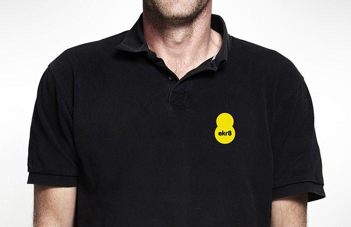 ekr8 - Kledij | by Skinn Branding Agency