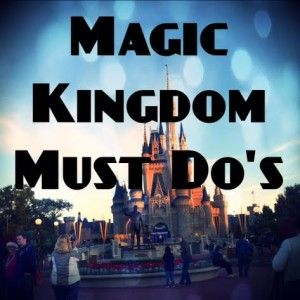 One Day at Magic Kingdom -