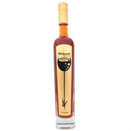 Malvasía Aromática Estelar 1996 de Bodegas Teneguía, el vino mejor valorado de Canarias por la Guía Peñín.
