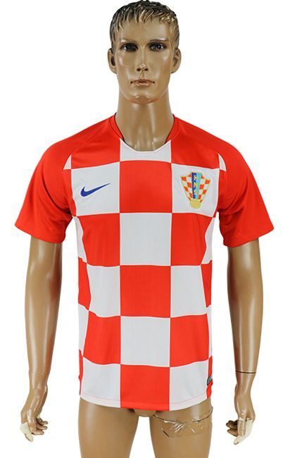2018 Croatia World Cup Jersey  bee959733