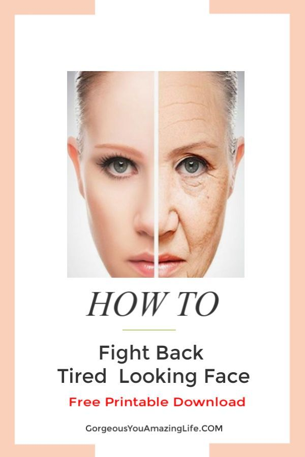 Got under eye bags? Crow's feet? Necklace lines? There are a