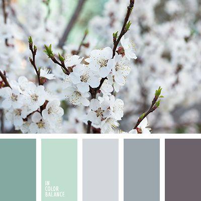 бледно-изумрудный, графитовый, изумрудный, оттенки зеленого, оттенки изумрудного, оттенки серого, салатовый, серебряный, серо-коричневый, серый, серый с оттенком пурпурного, темно серый, цвета весны 2017, цветовое сочетание для ранней весны.