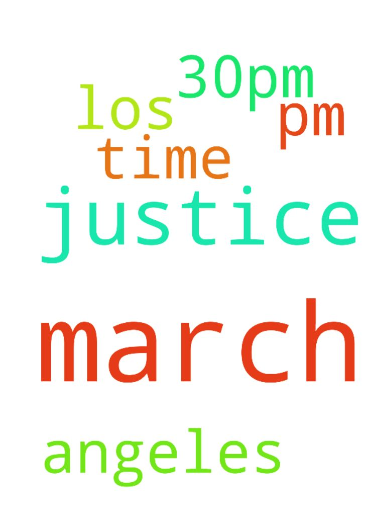 Please pray for justice for A on March 14, 2017 @ 1:30pm - Please pray for justice for A on March 14, 2017 130pm Los Angeles time. In Jesus Name I Pray, AMEN Posted at: https://prayerrequest.com/t/yC7 #pray #prayer #request #prayerrequest