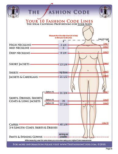 the fashion code lines, though I prefer the longer skirts & pants to the bottom of the ankle