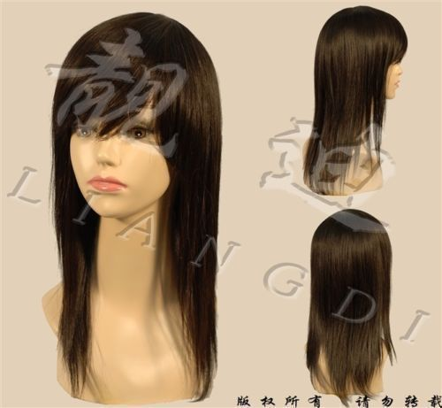 LMRA098  cos long wavy black health hair wigs wig wigs for women #Unbranded