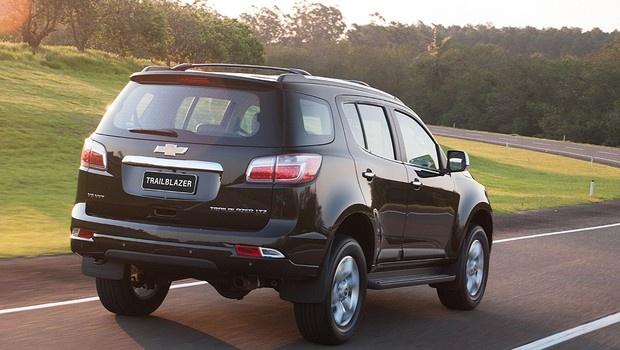 Chevrolet TrailBlazer (Foto: General Motors)