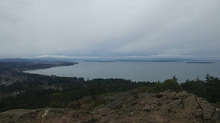 I never get tired of this view! #MountDoug #GordonHead #Saanich #beautifulview