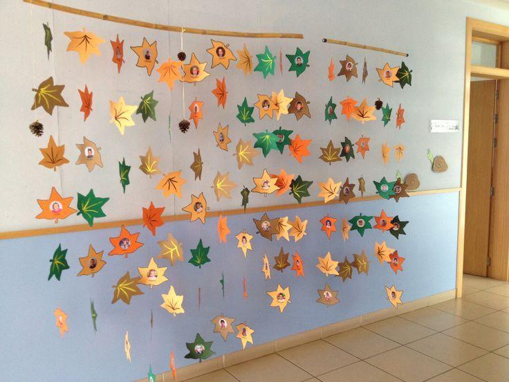Las 25 mejores ideas sobre actividades preescolares para for Decoracion otono infantil