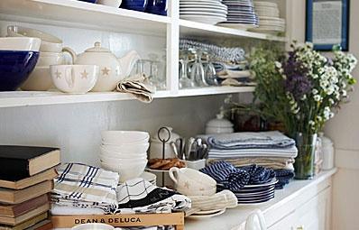 Gant Home porslin finns i flera färger.
