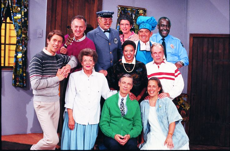 Neighborhood cast