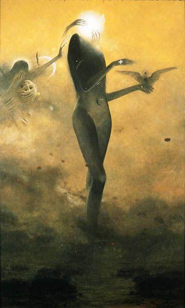History of Art: Zdzislaw Beksinski