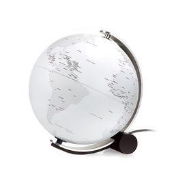 world globe  Q-ball Connection