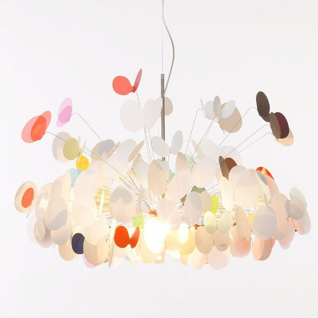 To bring a little colour into your home - Eyoi Yoi Pendant by Marc Pascal