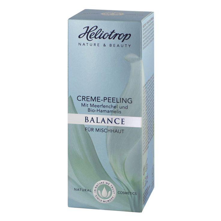 Heliotrop Balance Exfoliating Cream Peeling Gemengde Huid 75ml  Description: Heliotrop Balance Exfoliating Cream 75ml Deze peelingcrème voor gecombineerde huid reinigt tot in de poriën. Natuurlijke graan korrels verwijderen dode huidcellen en onregelmatigheden op een zachte maar doeltreffende wijze. Actieve ingrediënten zoals zeevenkel en toverhazelaar houdt onzuiverheden op afstand en geeft een schoon en helder gezicht. Gebruik: 2 tot 3 keer per week inmasseren op een vochtig gezicht en…