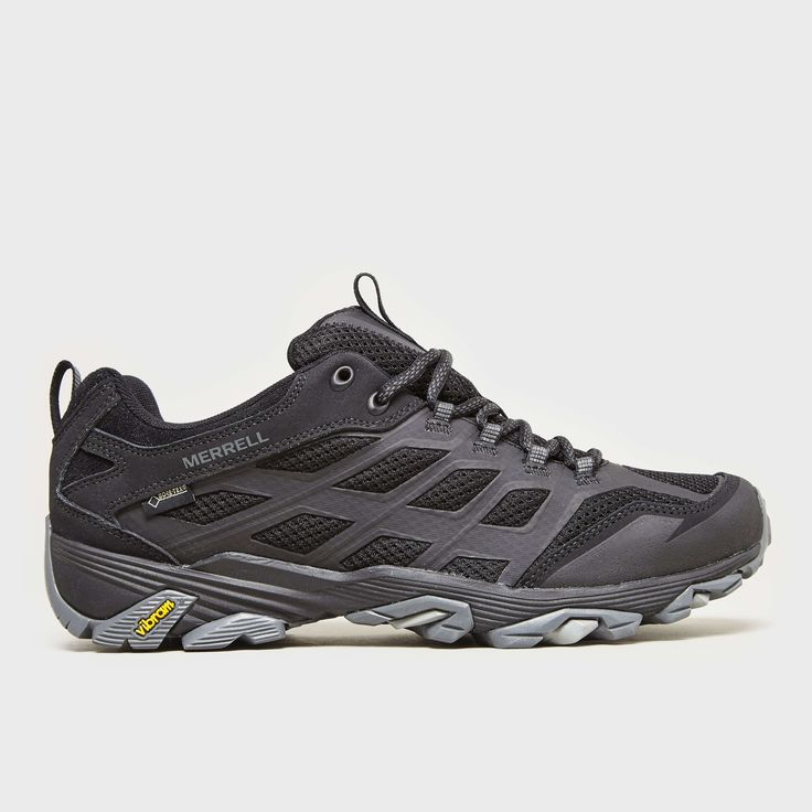 MERRELL Men's Moab FST GORE-TEX® Walking Shoe - find out more on our site. Millets, the home of Men's Outdoor clothing. Waterproof Jackets, Camping, Tents, Sleeping Bags & Walking Boots   The North Face, Berghaus & Peter Storm.