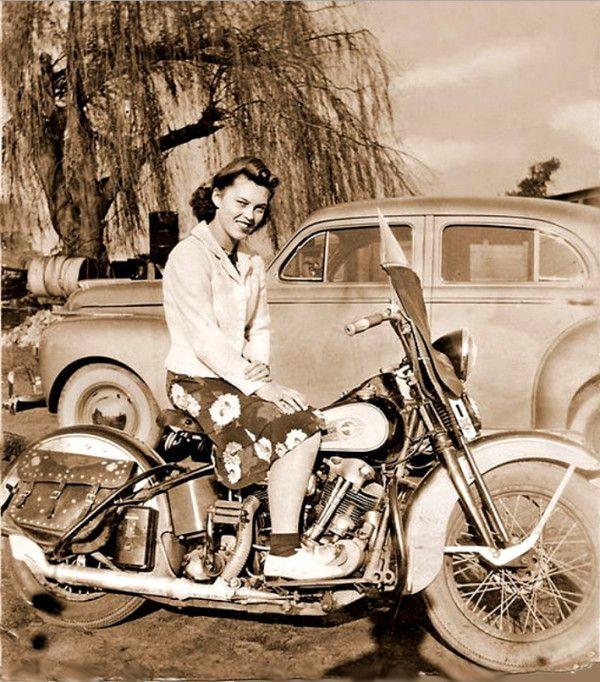 Harley Davidson EL Knucklehead