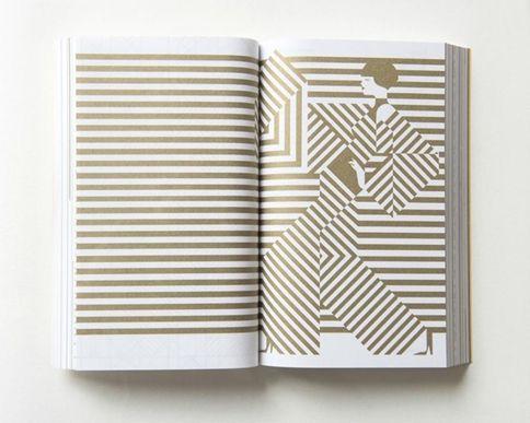 Malika Favre illustrates using a Golden Ratio grid