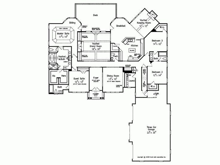 Eplans cottage house plan glen abbey 3206 square feet for Eplans cottage house plan