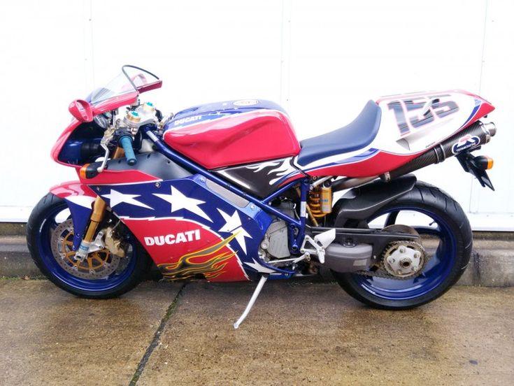 2002 DUCATI 998S 'BEN BOSTROM' RACE REPLICA