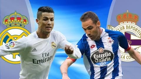 Real Madrid vs Deportivo