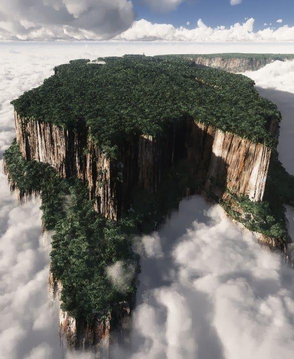 30 Lugares tão fantásticos que parecem ser de outro planeta