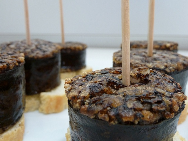 Morcilla - Black pudding #spanishfood