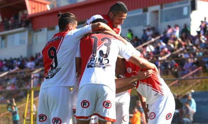 San Felipe logró un empate de último minuto contra Ñublense en el cierre de la Primera B - El Gráfico Chile