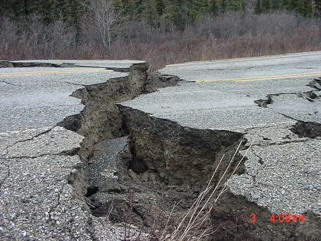 Horrifying Photos From The Deadly 1964 Alaska Tsunami